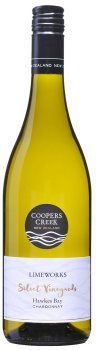 Coopers Creek The Limeworks Chardonnay