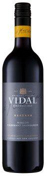 Vidal Reserve Merlot Cabernet Sauvignon