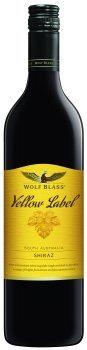 Wolf Blass Yellow Label Shiraz