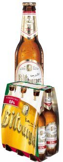 Bitburger Drive Non-Alcoholic Beer (6 pack)