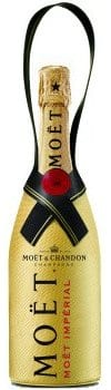 Moet & Chandon Diamond Golden Suit (Limited edition)