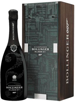 Champagne Bollinger 007 (Limited Edition)