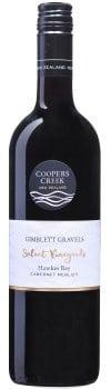 Coopers Creek Gimblett Gravels Cabernet Merlot