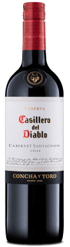 Concha Y Toro Casillero del Diablo Cabernet Sauvignon