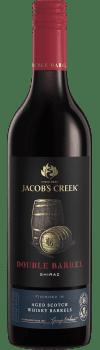 Jacobs Creek Double Barrel Shiraz