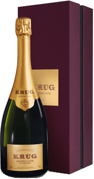 Krug Grand Cuvee Champagne Brut (167th Edition)