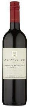 La Grande Tour Reserve Speciale Cabernet Sauvignon Merlot Pays D'Oc