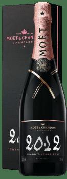 Moet & Chandon Grand Vintage Rose Champagne