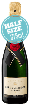 Moet & Chandon Champagne Brut (375ml)
