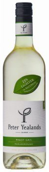 Peter Yealands Lighter in Alcohol Pinot Gris
