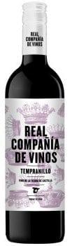 Real Compania de Vinos Tempranillo