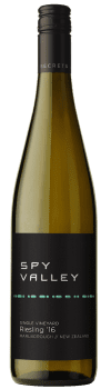 Spy Valley Riesling