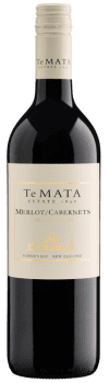 Te Mata Estate Merlot Cabernets