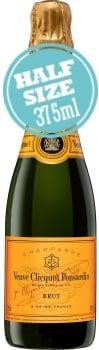 Veuve Clicquot Champagne Brut (375ml)