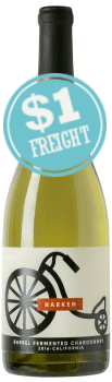 Harken Barrel Fermented Chardonnay