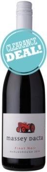 Massey Dacta Pinot Noir