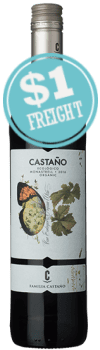 Castano Ecologico Organic Monastrell