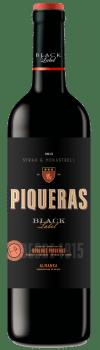 Piqueras Black Label Syrah Monastrell