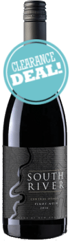 South River Reserve Central Otago Pinot Noir