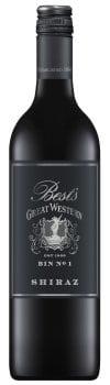 Bests Great Western Bin No.1 Shiraz