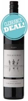 Treasures Coonawarra Cabernet Merlot (by Quarisa)