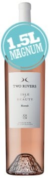 Two Rivers of Marlborough Isle of Beauty Rose (1.5 Litre Magnum)