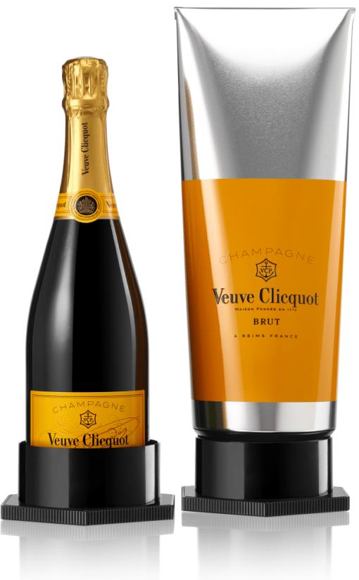 Veuve Clicquot Gouache