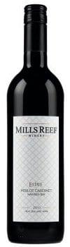 Mills Reef Estate Merlot Cabernet