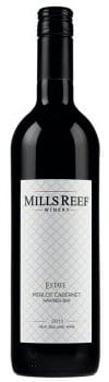 Mills Reef Estate Merlot Cabernet