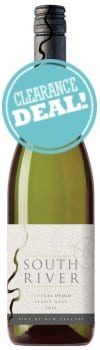 South River Reserve Central Otago Pinot Gris