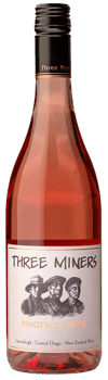Three Miners Rocker Box Pinot Noir Rose