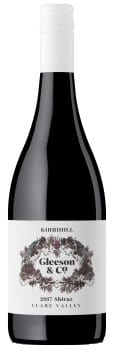 Kirrihill Gleeson & Co Shiraz