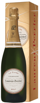 Laurent Perrier La Cuvee Champagne Brut (Limited Editon Golden Gift Box)