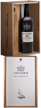 Taylors 10 Year Old Tawny Port Cheese Board Gift Pack