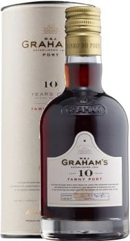 Grahams 10 Year Old Tawny Port (200ml)