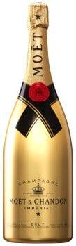 Moet & Chandon Champagne Brut Golden Magnum (1.5 Litre)