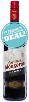 Castillo de Monseran Garnacha