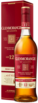 Glenmorangie The Lasanta 12yo Single Malt Whisky