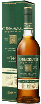 Glenmorangie Quinta Ruban 14yo Single Malt Whisky