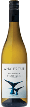 Whale's Tail Pinot Gris