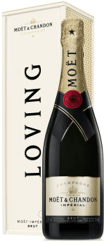 """Moet & Chandon """"Specially Yours"""" (Loving)"""
