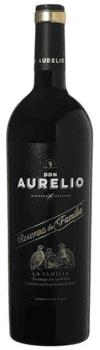 Don Aurelio Reserva de Familia Tempranillo