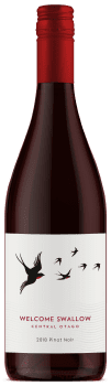 Welcome Swallow Pinot Noir